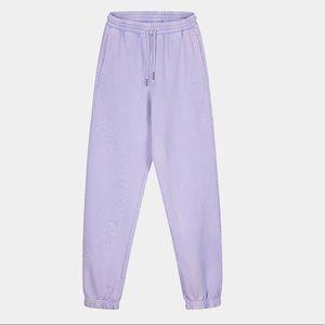 DAILY PAPER Jacaranda Purple Kacid Pants